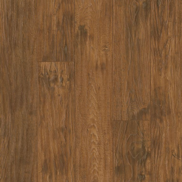Woodland hickory scraped spice l6640 laminate for Armstrong laminate flooring