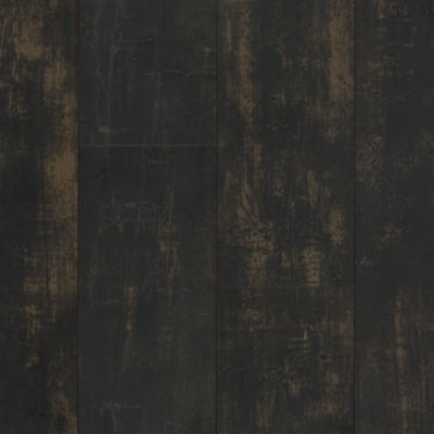 Antique Structure - Black Paint Laminate L6658