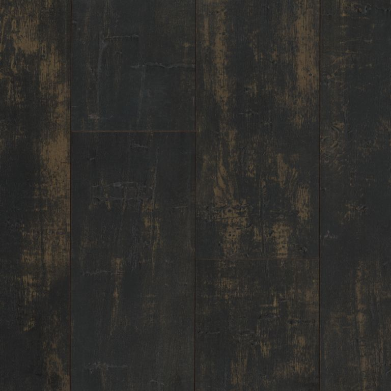 Antique Structure - Black Paint Laminate L6658