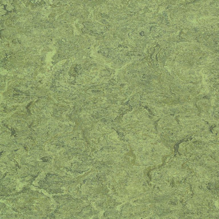 Marmorette - Parrot Green Linoleum LS000
