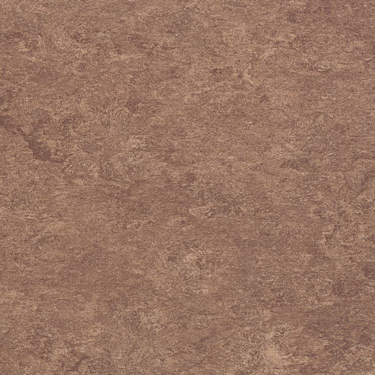 Marmorette - Cocoa Brown Linoleum LS003