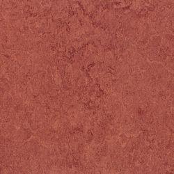 Marmorette - Aztec Red Linoleum LS008