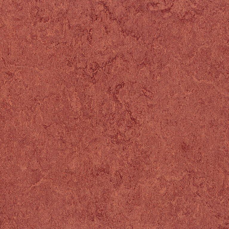 Marmorette - Aztec Red Linóleo LS008