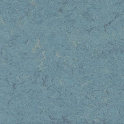 Marmorette - Serene Blue Linoleum LS023