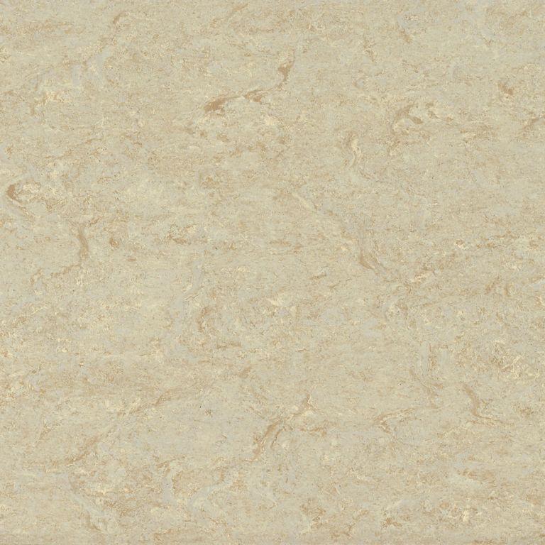Marmorette - Parchment Beige Linoleum LS045