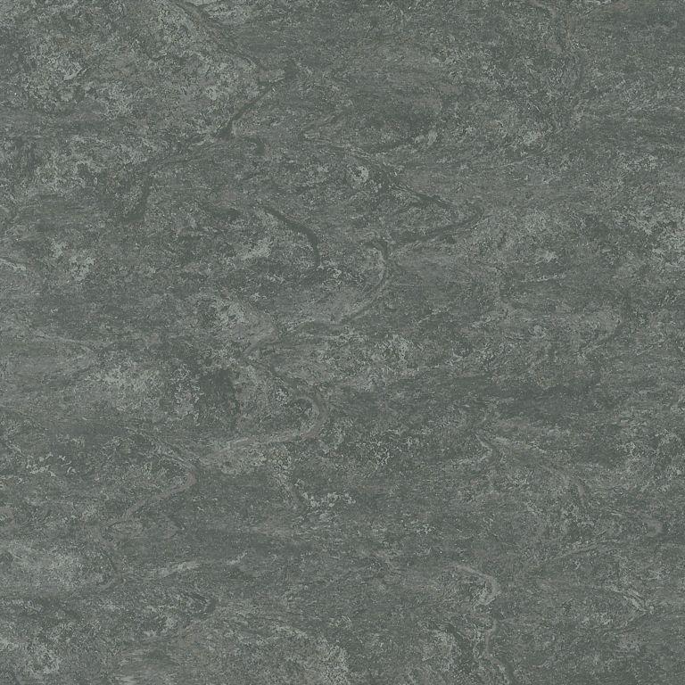 Marmorette - Silver Gray Linoleum LS050