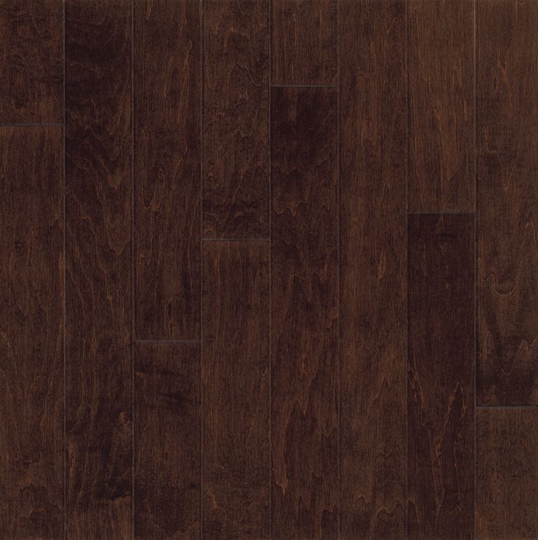 Maple - Cocoa Brown Hardwood MCM441CO