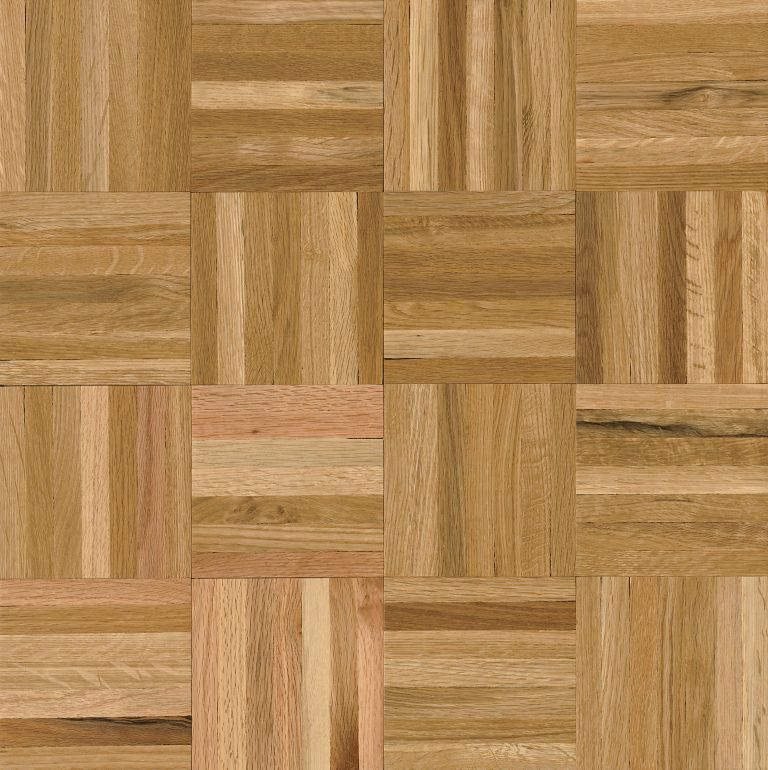 Oak - Natural Hardwood PAKMW2L10FB