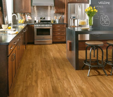 Tropical Oak Natural A6412 Luxury Vinyl