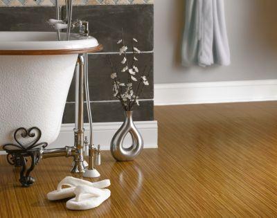 Empire Bamboo bathroom flooring - A6840