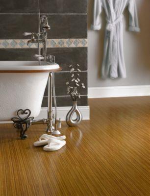 bamboo flooring look luxe plank a6840 - Armstrong Vinyl Flooring