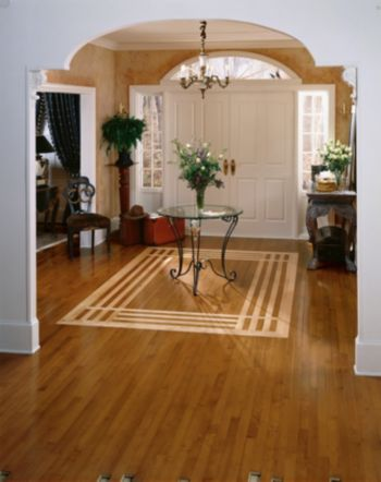 maple hardwood flooring - brown : ahs4011bruce flooring