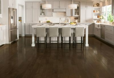 Attractive Kitchen Ideas   Hardwood APH5409 Amazing Pictures