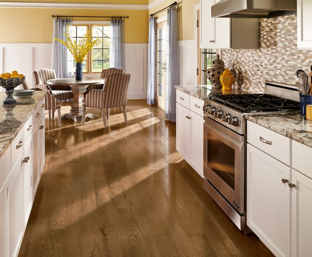 Prime Harvest Oak Engineered Wood Flooring
