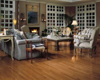 red oak hardwood flooring - copper : c5011bruce flooring