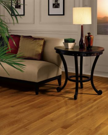 red oak hardwood flooring - copper : cb1211bruce flooring