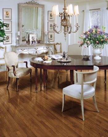 red oak hardwood flooring - brown : cb1321bruce flooring