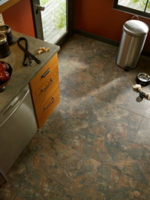 Flooring Types from Armstrong Flooring
