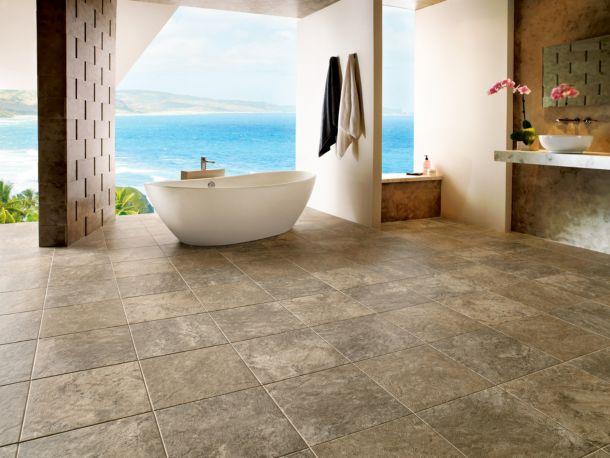 Travertine bathroom designs - D4311