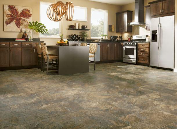 Slate Flooring Slate Look Flooring From Armstrong Flooring