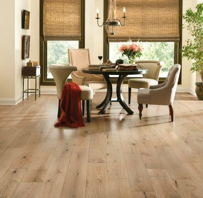 Wonderful White Oak Wood Flooring Designs