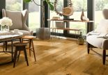 White Oak - Deep Etched Blackened Earth Hardwood EAKTB75L415