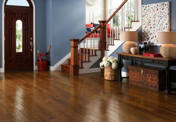 prefinished hardwood flooring advantages - EAS501