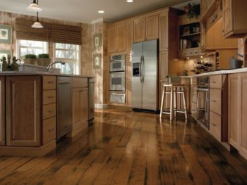 Hickory Hardwood Flooring Orange Er5177 By Bruce Flooring