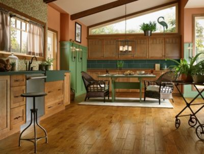Best Bet: Buy Pre Finished Hickory Flooring And Get It Professionally  Installed. Itu0027s Worth The Additional Expense.