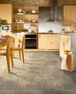 Ballari Trail - Neutral Brown Vinyl Sheet G6A13