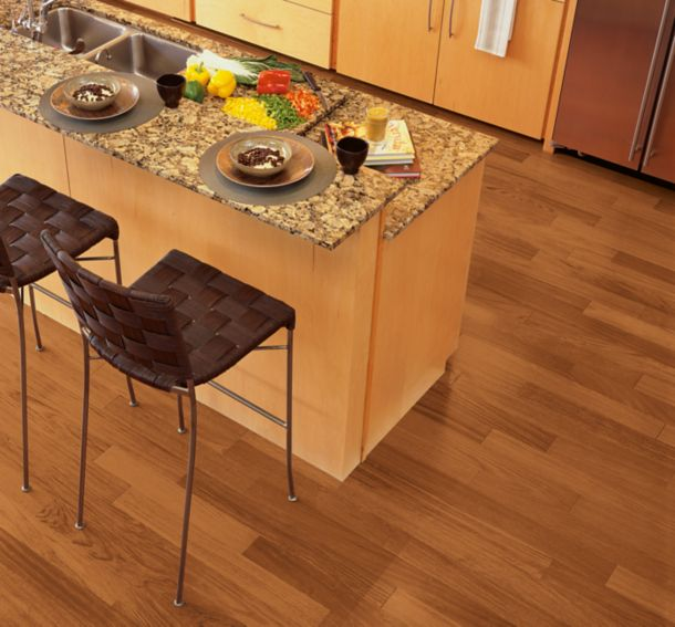 Brazilian Cherry Exotic Wood – EGE3203 - Exotic Wood Exotic Hardwoods From Armstrong Flooring