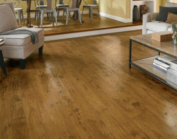 Rustics Premium Laminate Flooring Rustics Premium Woodland Hickory