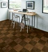 Roble - Blackened Brown Madera PAKMW2L75FB