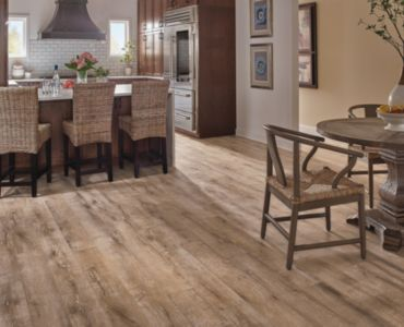 armstrong yellow kitchen | Flooring Gallery | Design Gallery from Armstrong Flooring