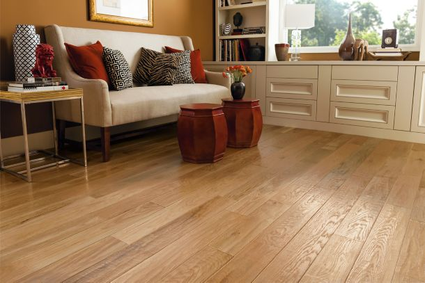 Engineered Hardwood Plank Sizes