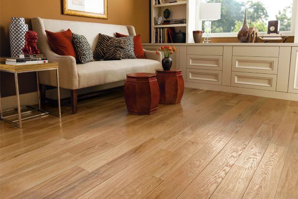 Oak - Natural Hardwood Flooring