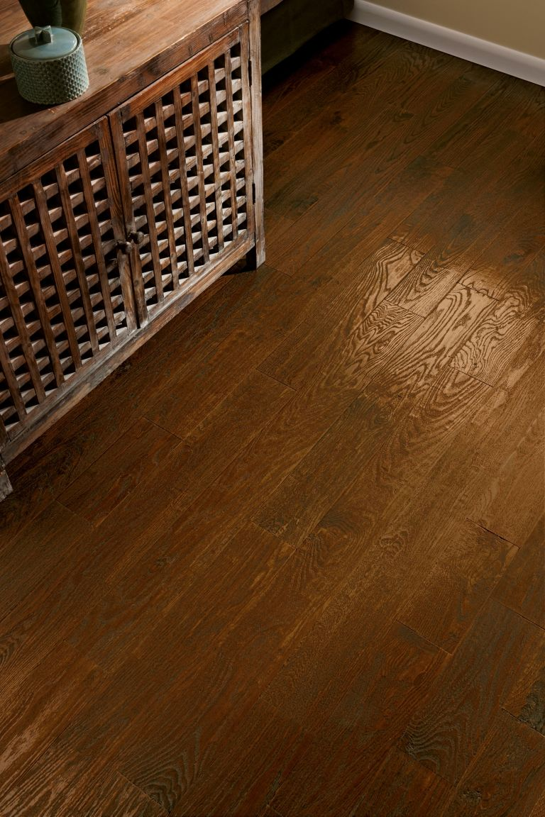 Red Oak Wild West Sas505 Hardwood