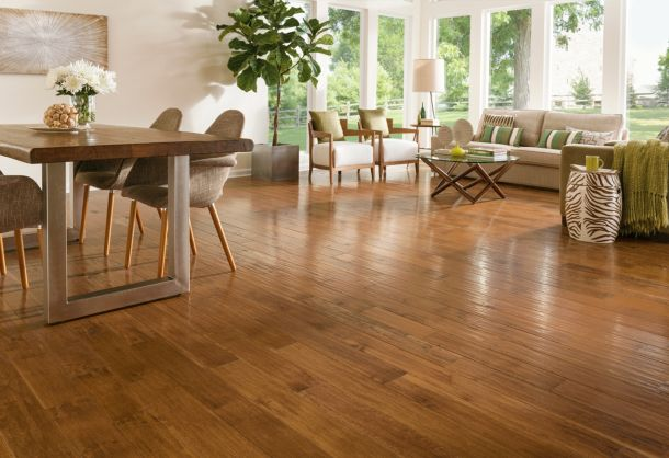 Maple wood flooring, like most natural hardwood floors, add value to a  home, and since maple is extremely durable, with proper care, maple  hardwood floors ... - Maple Hardwood Flooring From Armstrong Flooring