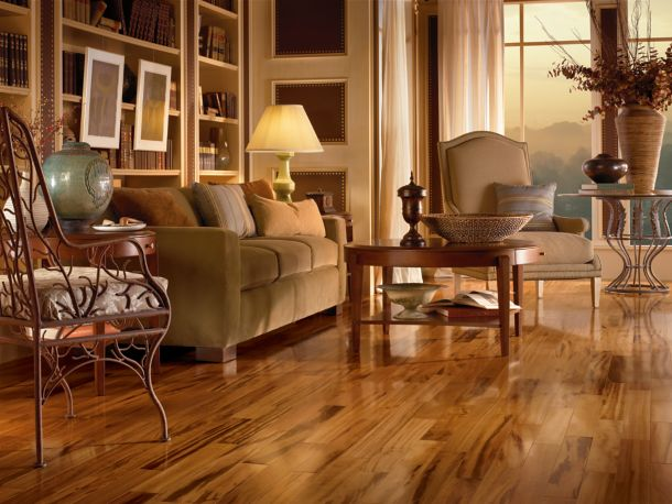 tigerwood hardwood flooring - Tigerwood Flooring From Armstrong Flooring