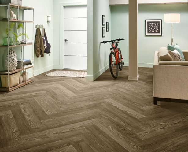 How To Install Luxury Vinyl Flooring From Armstrong Flooring