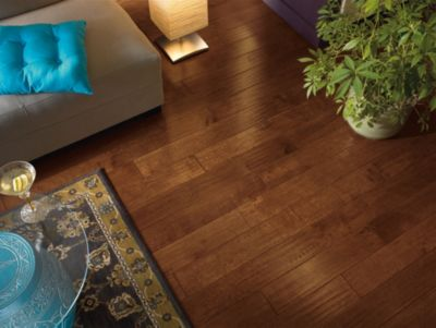 For A Contemporary Feel, Look For Birch Hardwood Floors With A Lighter  Color And Higher Gloss Level. For A More Rustic Look, Choose Birch Hardwood  Flooring ...