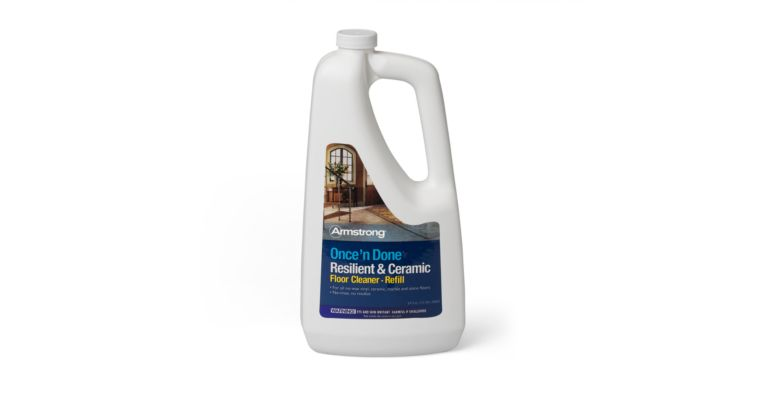 Armstrong Once N Done Resilient Amp Ceramic Floor Cleaner