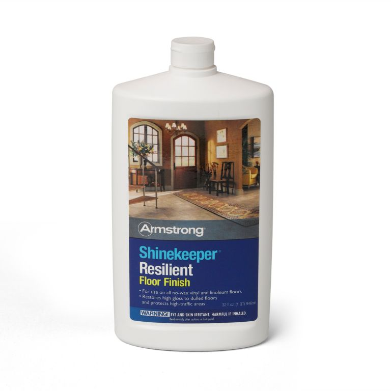 Armstrong Shinekeeper Resilient Floor Finish
