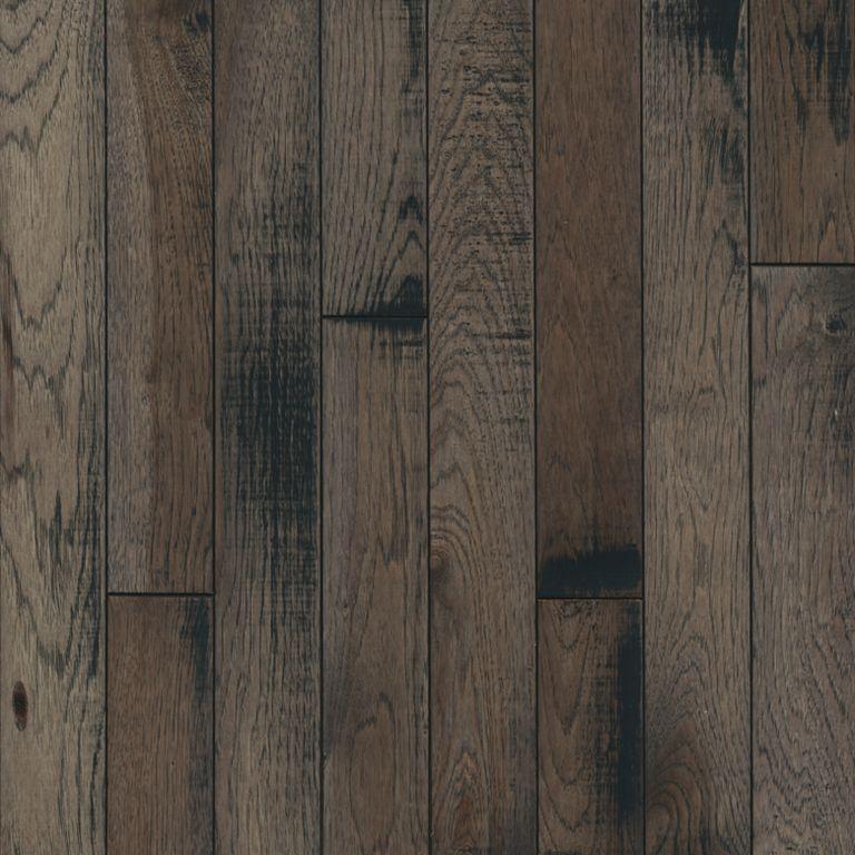 Hickory inspired gray sahrr39l4ig hardwood for Hardwood floor 5 16 vs 3 4