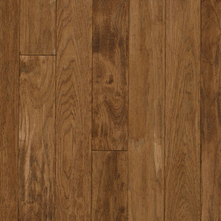 Hickory clover honey sas310 hardwood for Hickory flooring