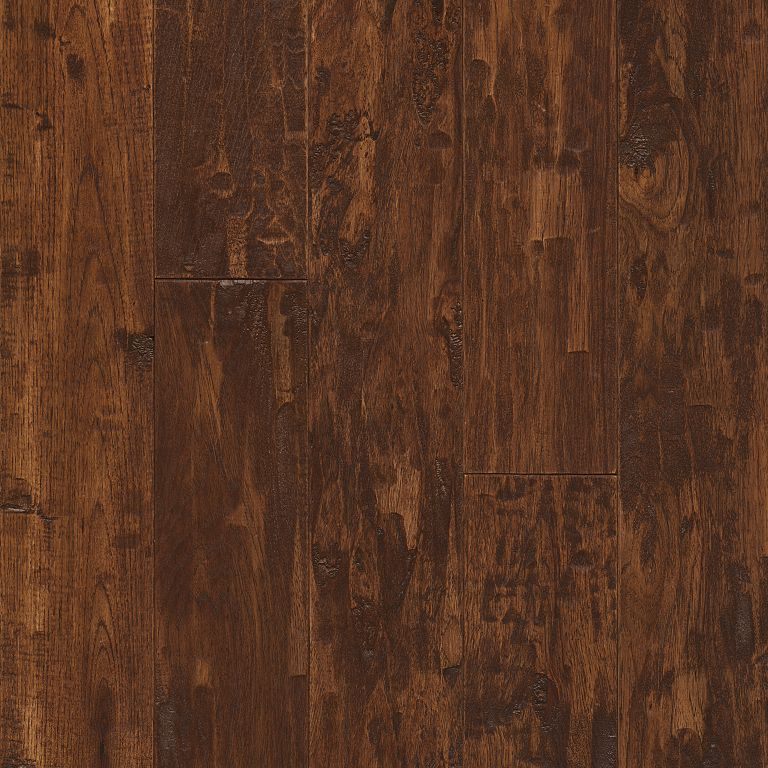 Hickory - Candy Apple Hardwood SAS509