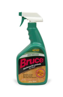 Good Bruce Hardwood U0026 Laminate Floor Cleaner Trigger Spray   WS109