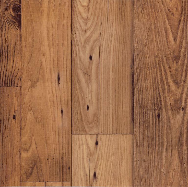 Woodcrest - Dark Hickory Lámina de vinil X4599