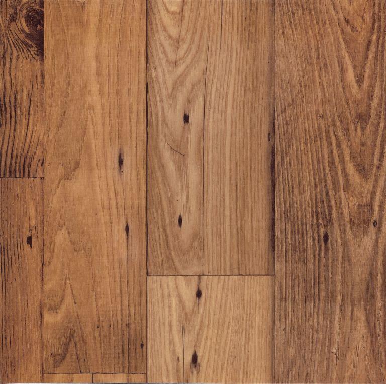 Woodcrest - Dark Natural Vinyl Sheet X2531