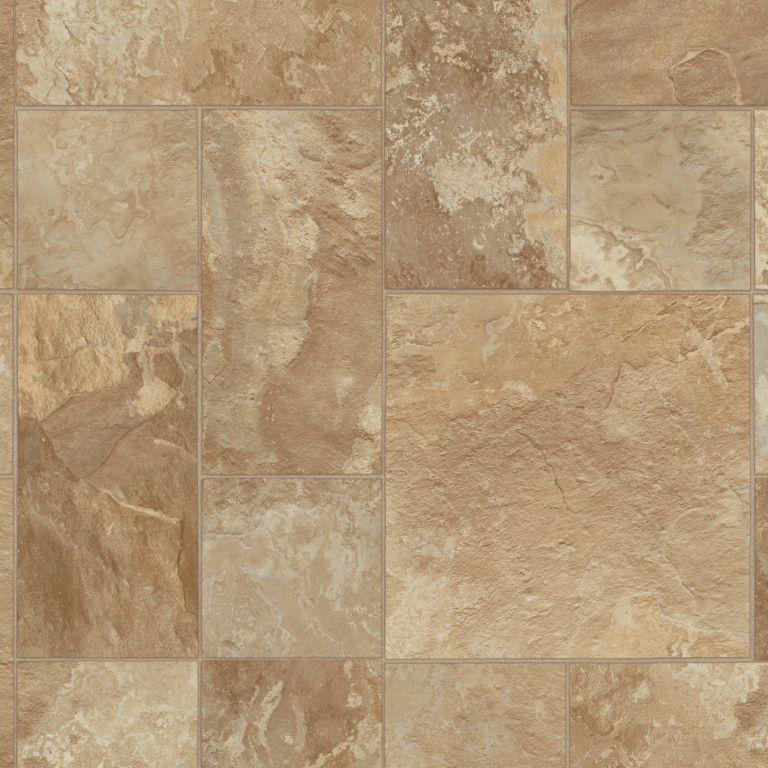 Multicolor Slate - Desert Tan Lámina de vinil X3521